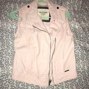 Abercrombie & Fitch Cotton Vest